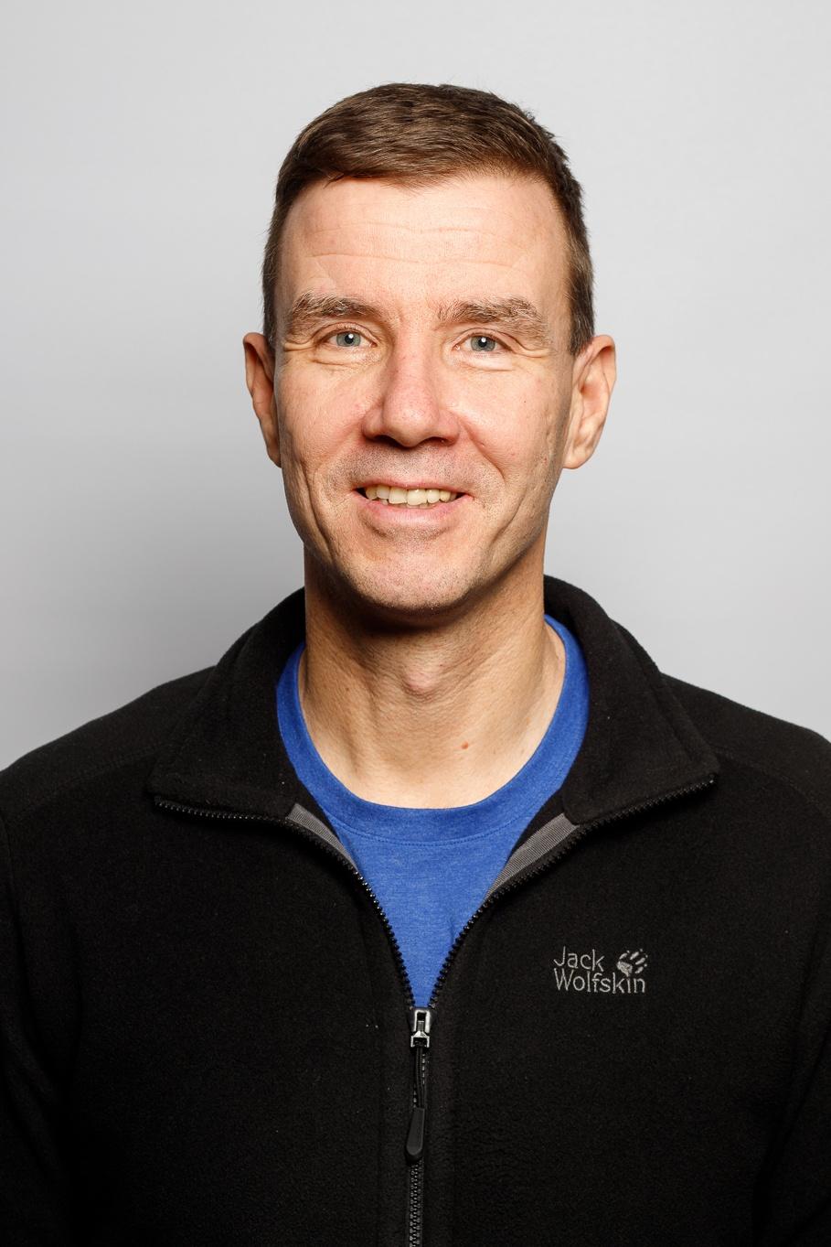 Portraitfoto Christian Kaik - Kassenwart