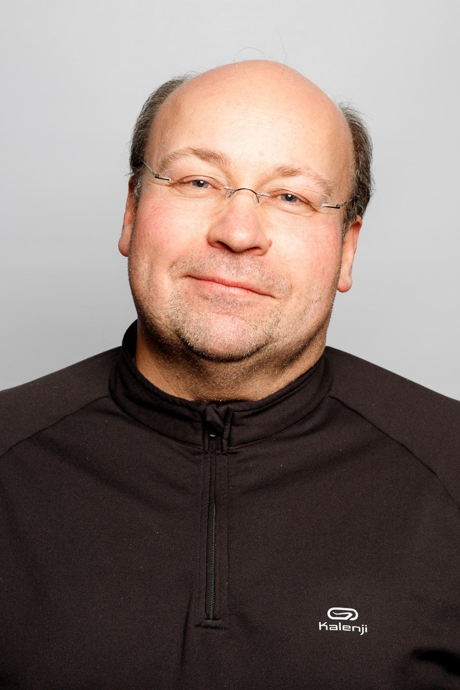 Portraitfoto Michael Gnadke - 2. Vorsitzender / Sponsoring