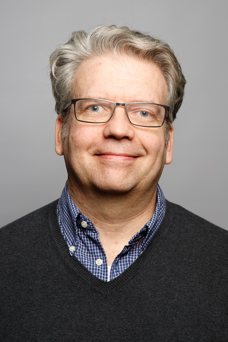 Portraitfoto Wulf Rietdorf - 1. Vorsitzender