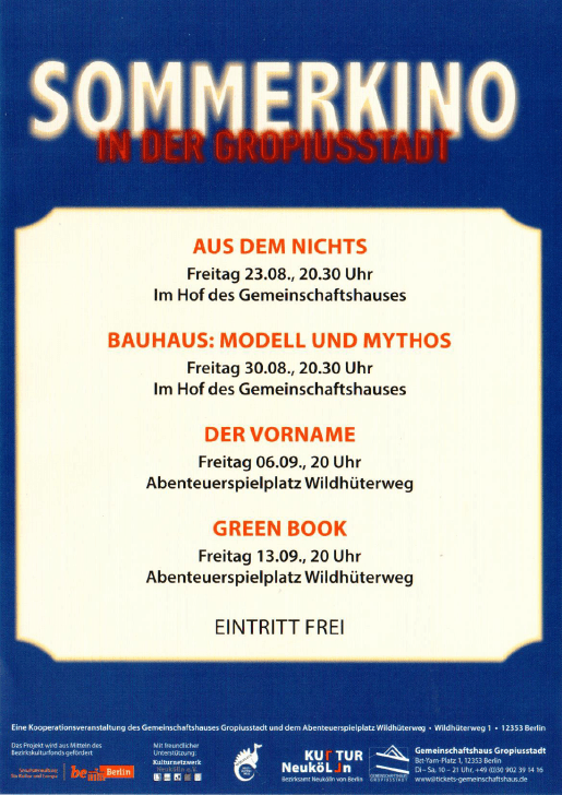 Kino Gropiusstadt